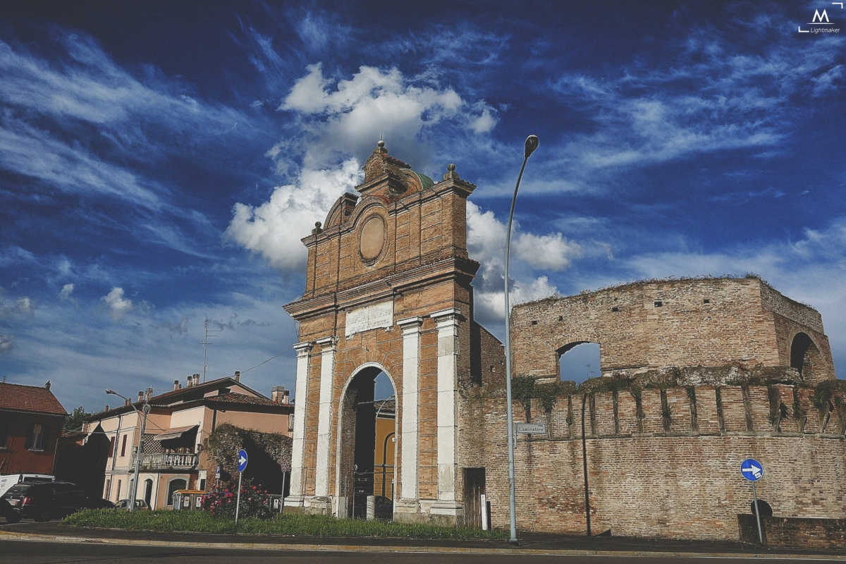Porta Schiavonia-2 - Maicolcortesi - Forlì (FC)