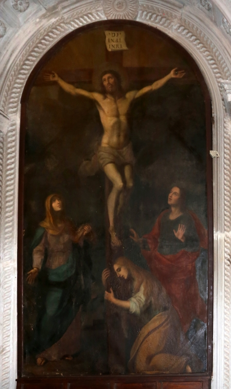 Scuola emiliana, crocifissione, xvi secolo 02 - Sailko - Galeata (FC)