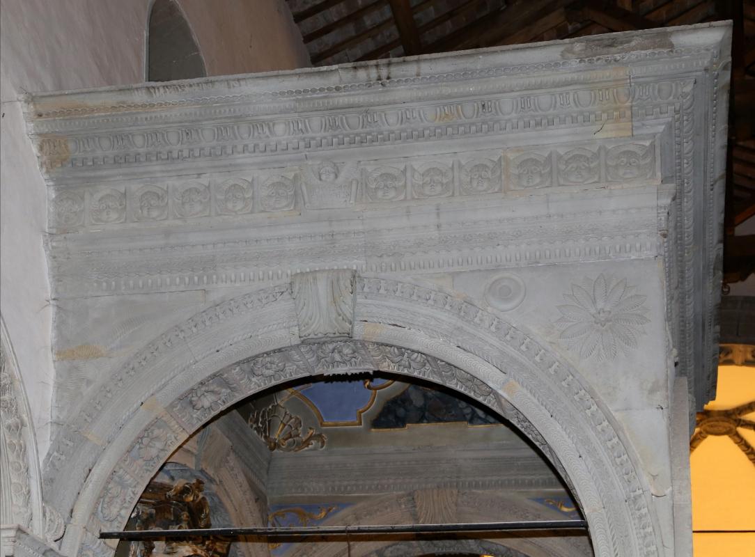 Pianetto (galeata), santa maria dei miracoli, interno, tempietto della madonna 00 - Sailko - Galeata (FC)