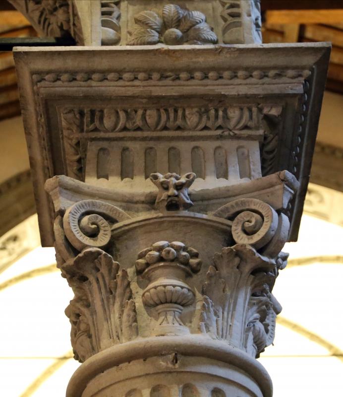 Pianetto (galeata), santa maria dei miracoli, interno, tempietto della madonna 05 - Sailko - Galeata (FC)
