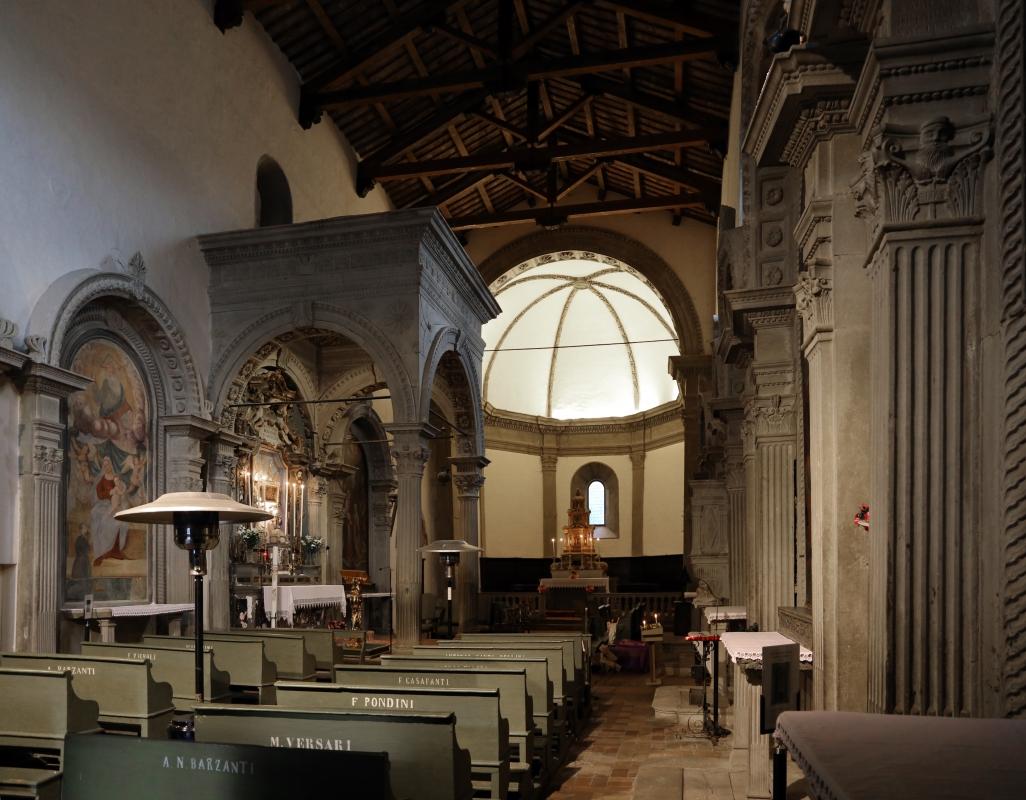 Pianetto (galeata), santa maria dei miracoli, interno 03 - Sailko - Galeata (FC)