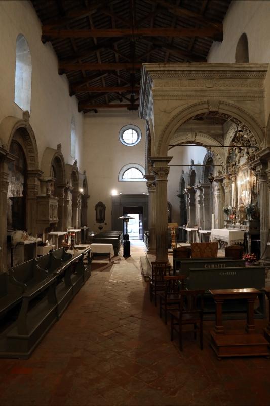 Pianetto (galeata), santa maria dei miracoli, interno 04 - Sailko - Galeata (FC)