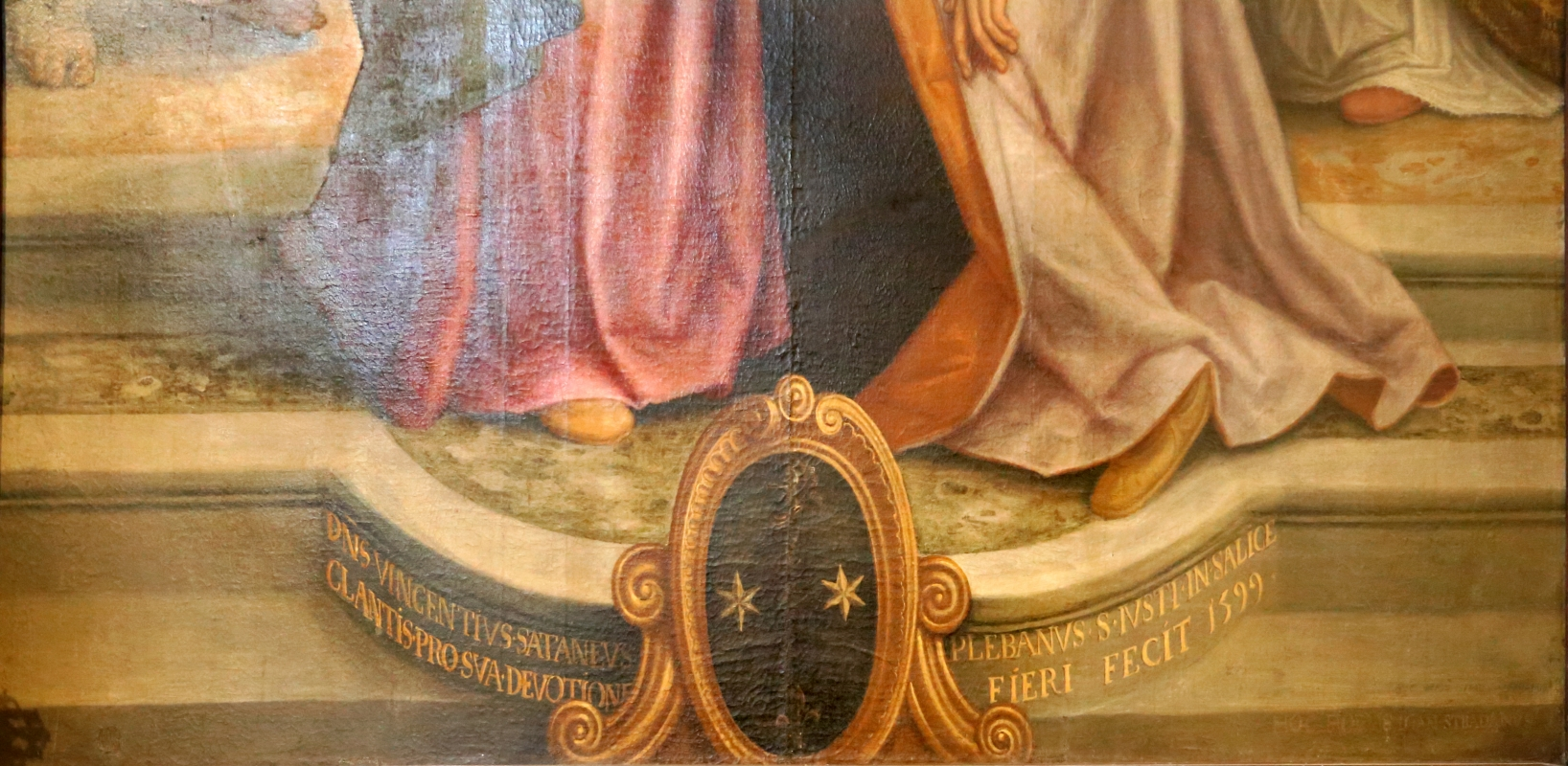 Stradano, visitazione, 1599, 07 - Sailko - Galeata (FC)