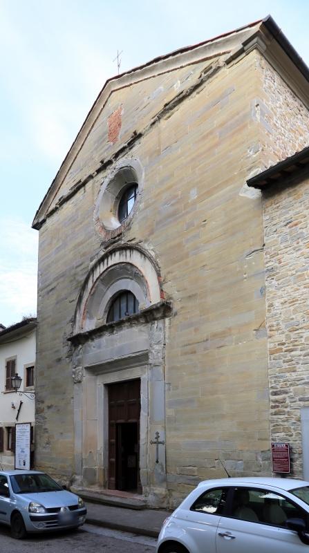 Pianetto (galeata), santa maria dei miracoli, esterno, attr. a francesco di giorgio, 01 - Sailko - Galeata (FC)