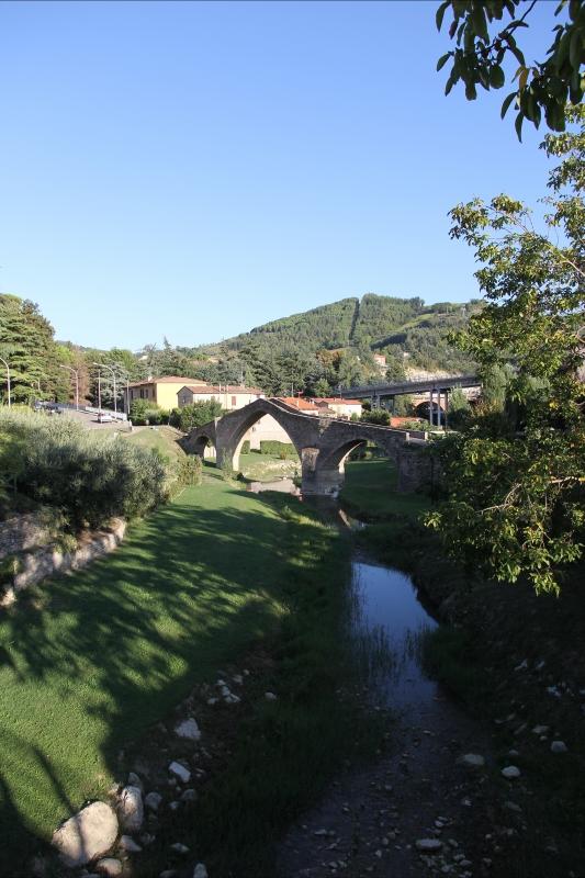 Modigliana, ponte di San Donato (08) - Gianni Careddu - Modigliana (FC)