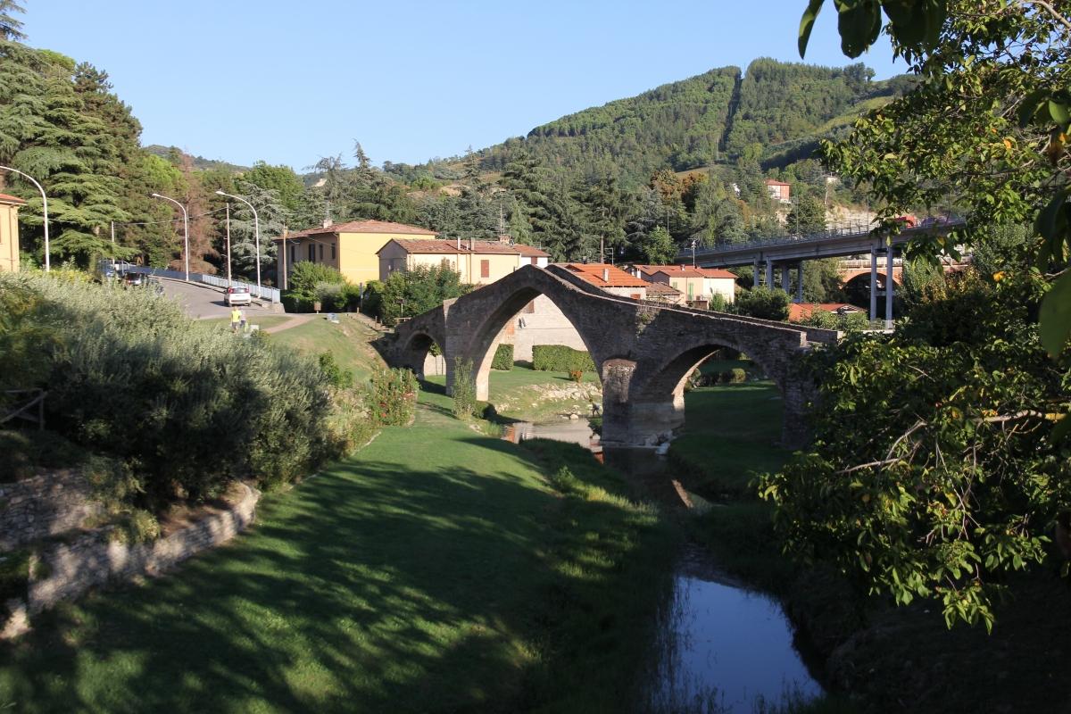 Modigliana, ponte di San Donato (05) - Gianni Careddu - Modigliana (FC)