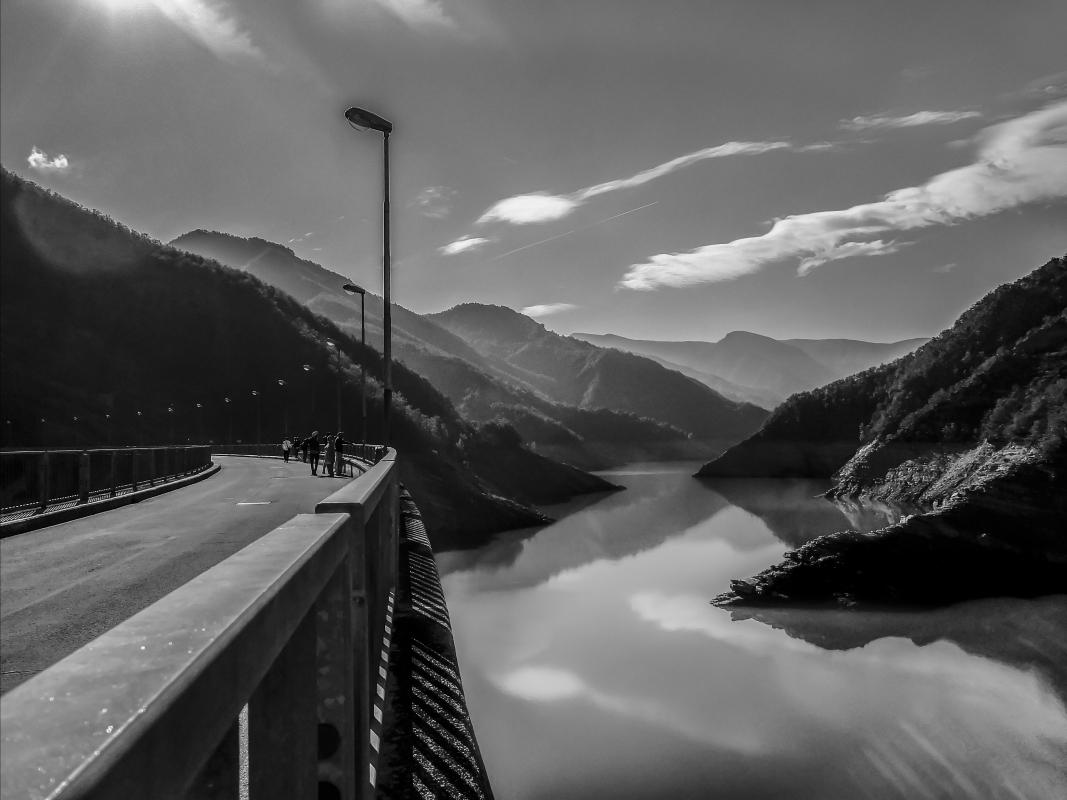 Passeggiando sull'acqua - Luca Nacchio - Santa Sofia (FC)