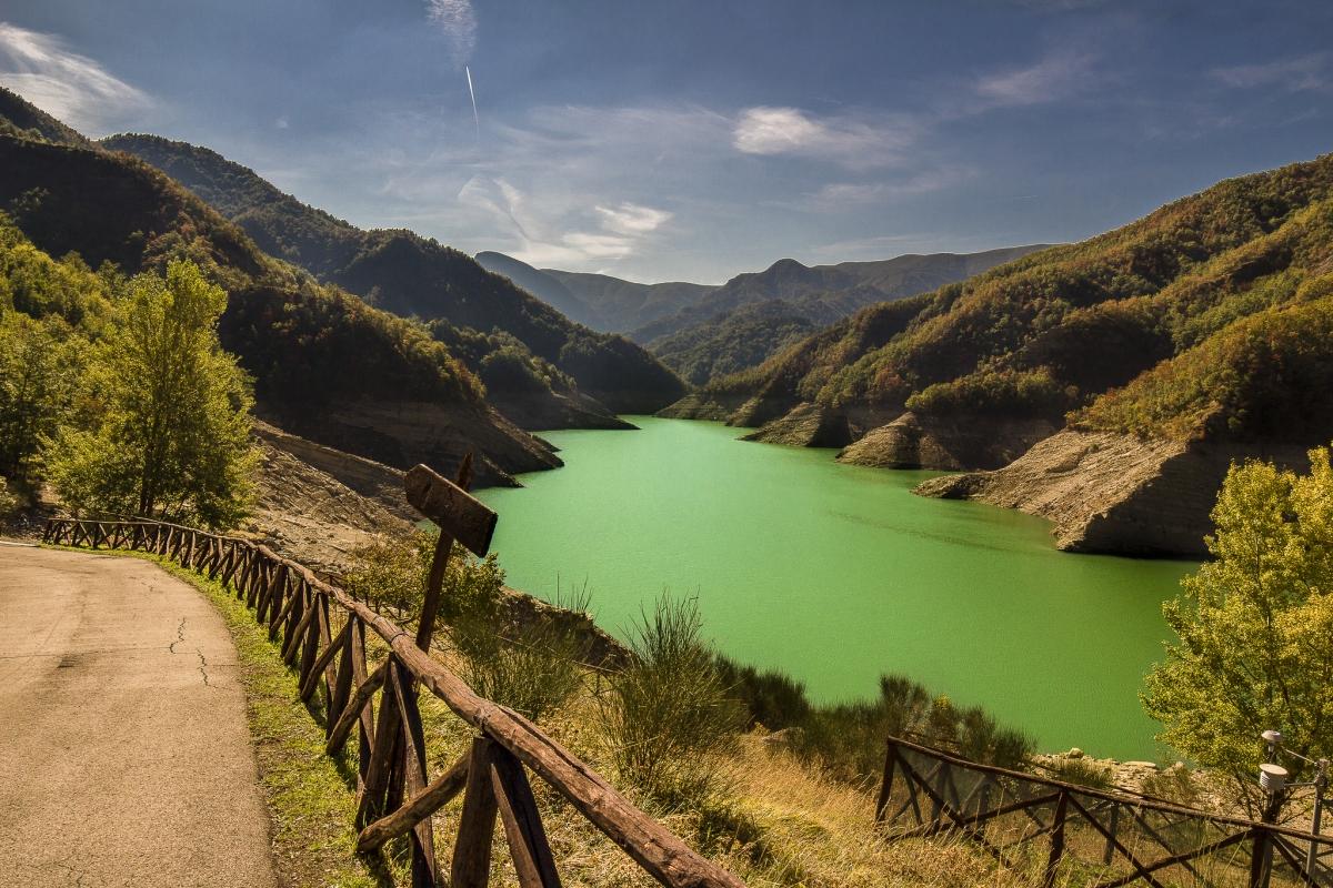 Nel mezzo del cammin di nostra vita mi ritrovai per una selva oscura, ché la diritta via era smarrita - Angelo nastri nacchio - Santa Sofia (FC)