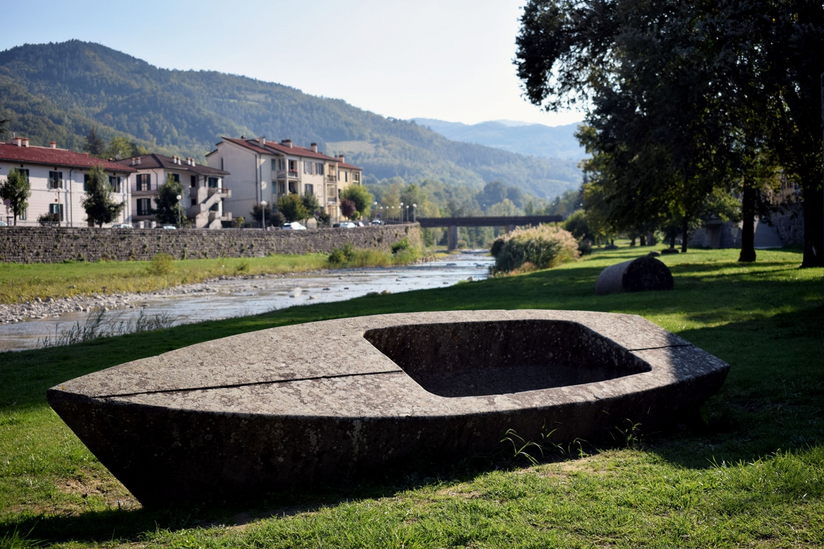 3 - S. SOFIA Sculture sul fiume - Nerina60 - Santa Sofia (FC)