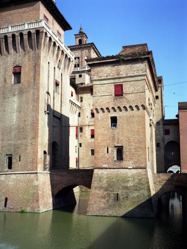 Ferrara 32 - Castello Estense 05 - Emanuele Schembri - Ferrara (FE)