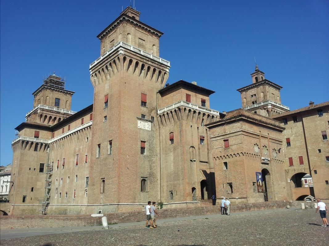 Ferrara, Castello Estense - NoStressIvan - Ferrara (FE)