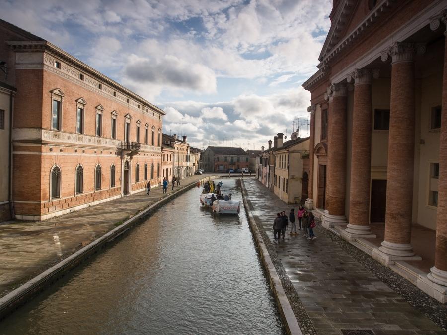 Palazzo Bellini, Comacchio (FE) - Luca Zampini - Comacchio (FE)