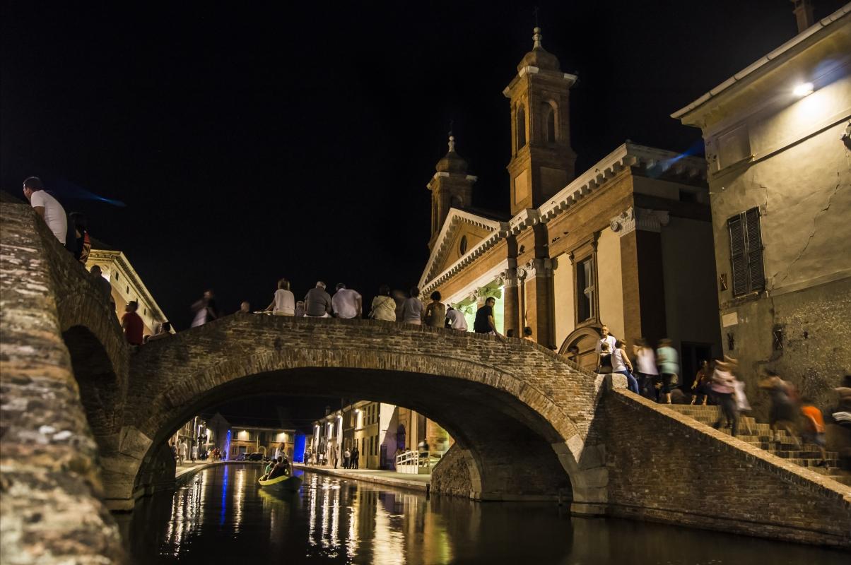 Ponte degli Sbirri, Comacchio - Davide Folegatti - Comacchio (FE)