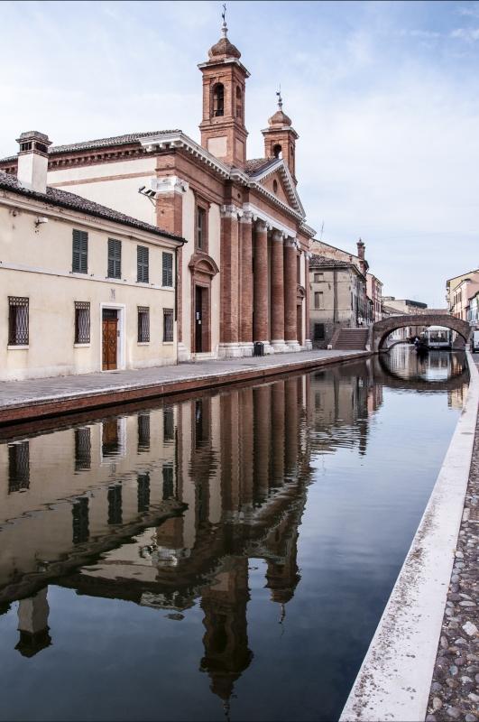 Antico Ospedale degli infermi-- - Vanni Lazzari - Comacchio (FE)