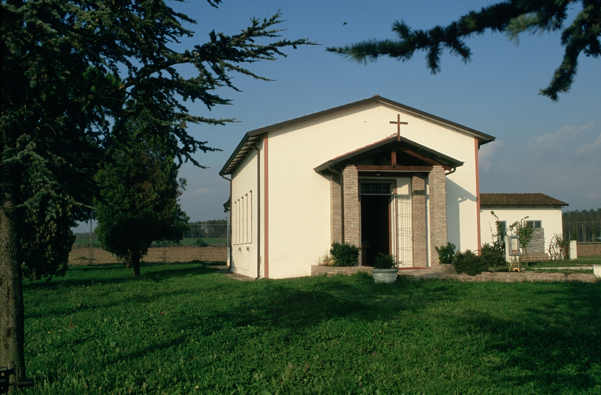 Cologna, Chiesa di Santa Margherita - Samaritani - Berra (FE)