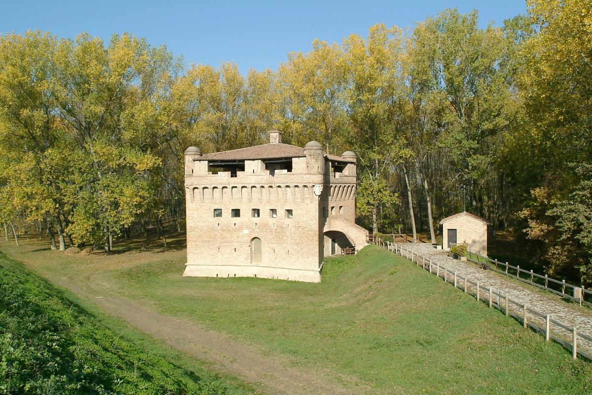 Stellata, Rocca Possente - Baraldi - Bondeno (FE)
