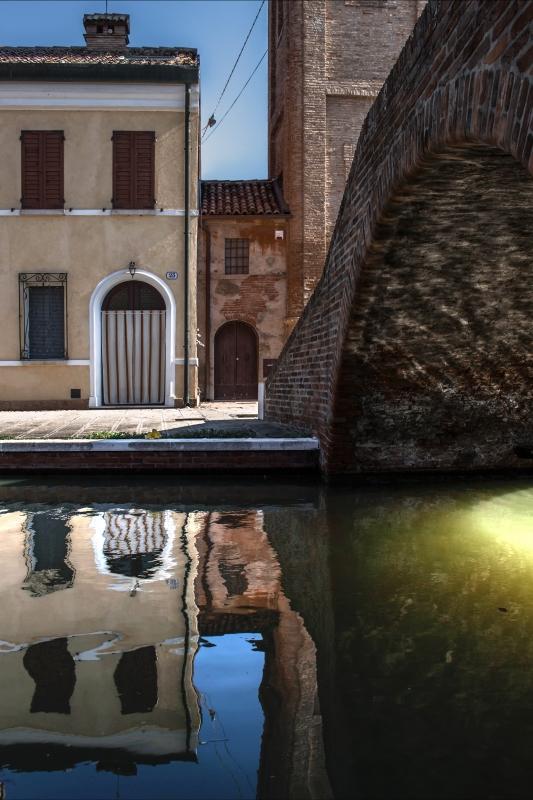 Watercolours Comacchio - Patrizia Zontini - Comacchio (FE)
