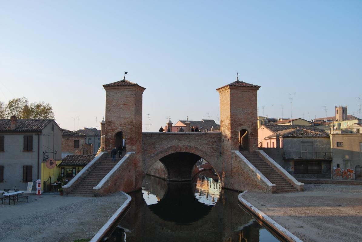 Ponte dei Trepponti - Chiari86 - Comacchio (FE)