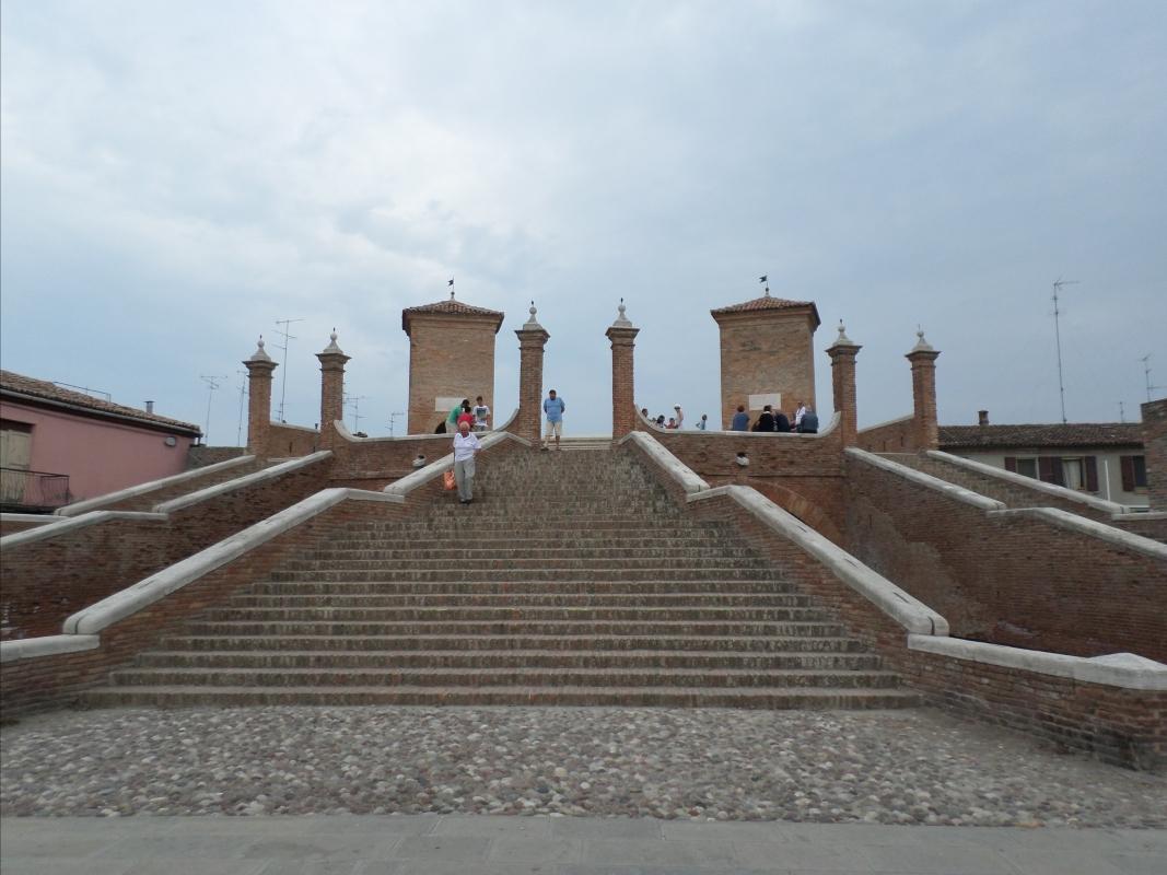 Scalinata dei Trepponti - Vingab70 - Comacchio (FE)