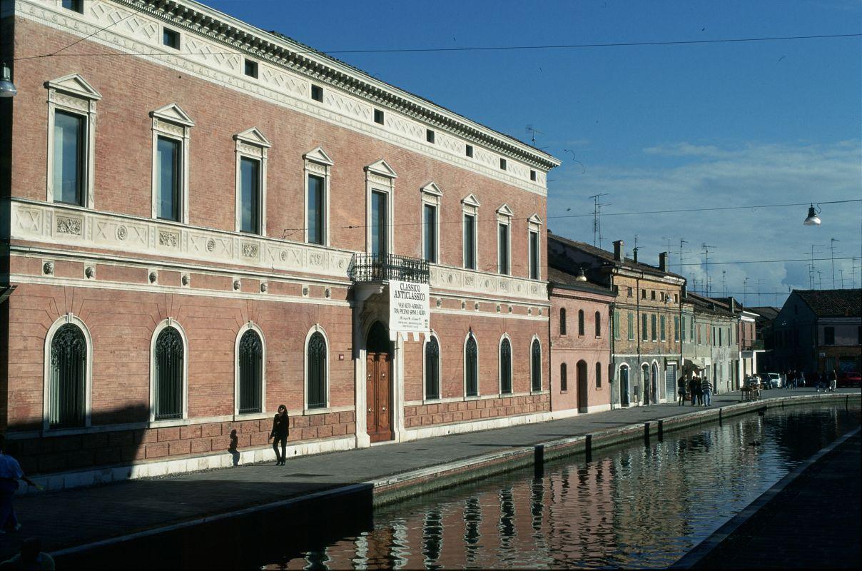 Palazzo Bellini - Samaritani - Comacchio (FE)