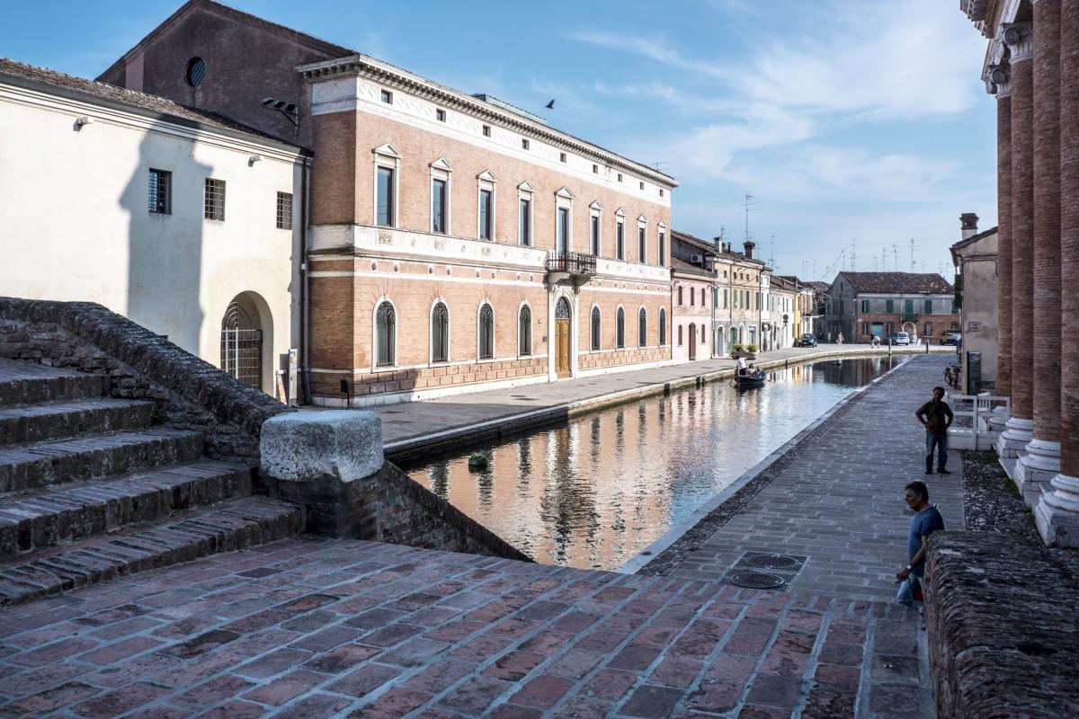 """""""Palazzo Bellini"""" - Vanni Lazzari - Comacchio (FE)"""