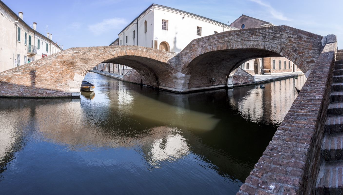 Ponte degli Sbirri - Vanni Lazzari - Comacchio (FE)