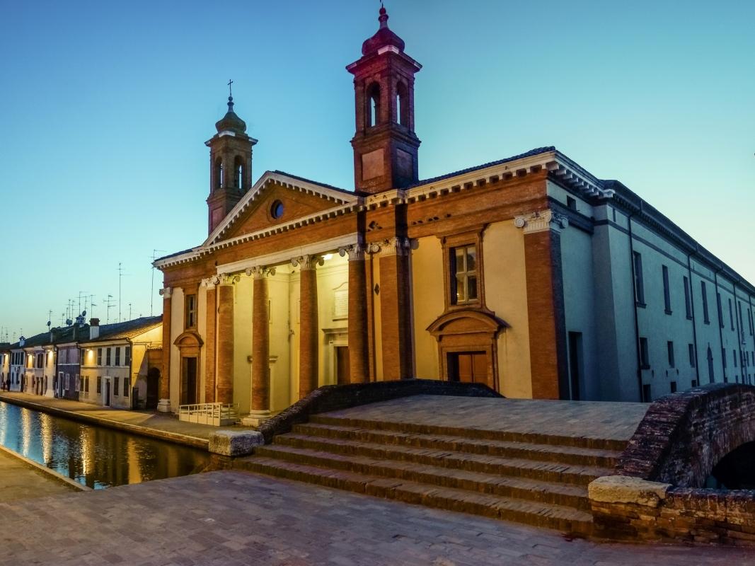 Ospedale degli Infermi - Comacchio - Vanni Lazzari - Comacchio (FE)