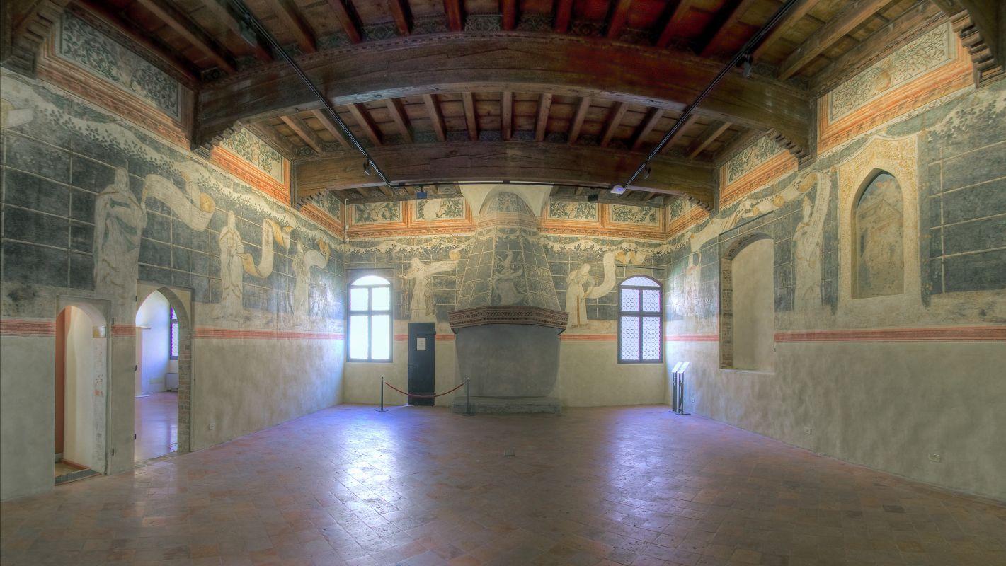 Casa Romei, Sala delle Sibille - Massimo Baraldi - Ferrara (FE)