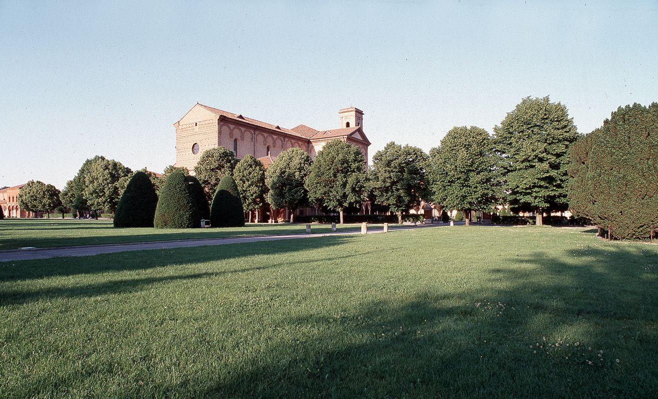 Certosa di San Cristoforo. Panoramica - Baraldi - Ferrara (FE)