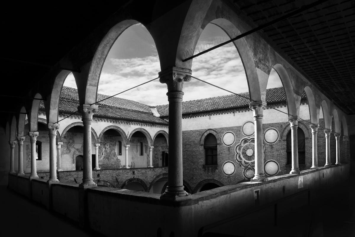 Angolo Visivo Casa Romei - Patrizia Zontini - Ferrara (FE)