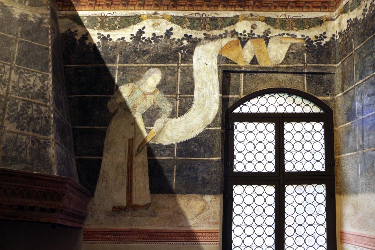 Casa romei, sala delle sibille, 1450 ca. 07 - Sailko - Ferrara (FE)