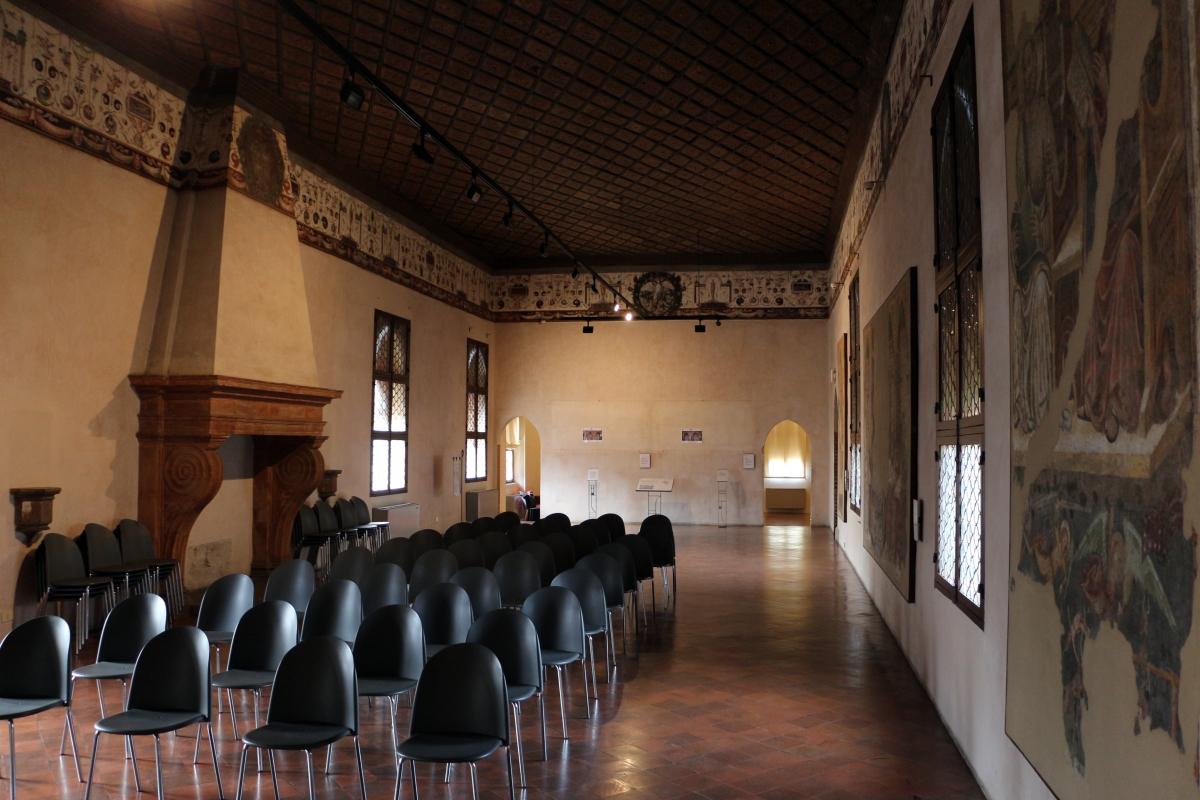 Casa romei, salone d'onore, 02 - Sailko - Ferrara (FE)