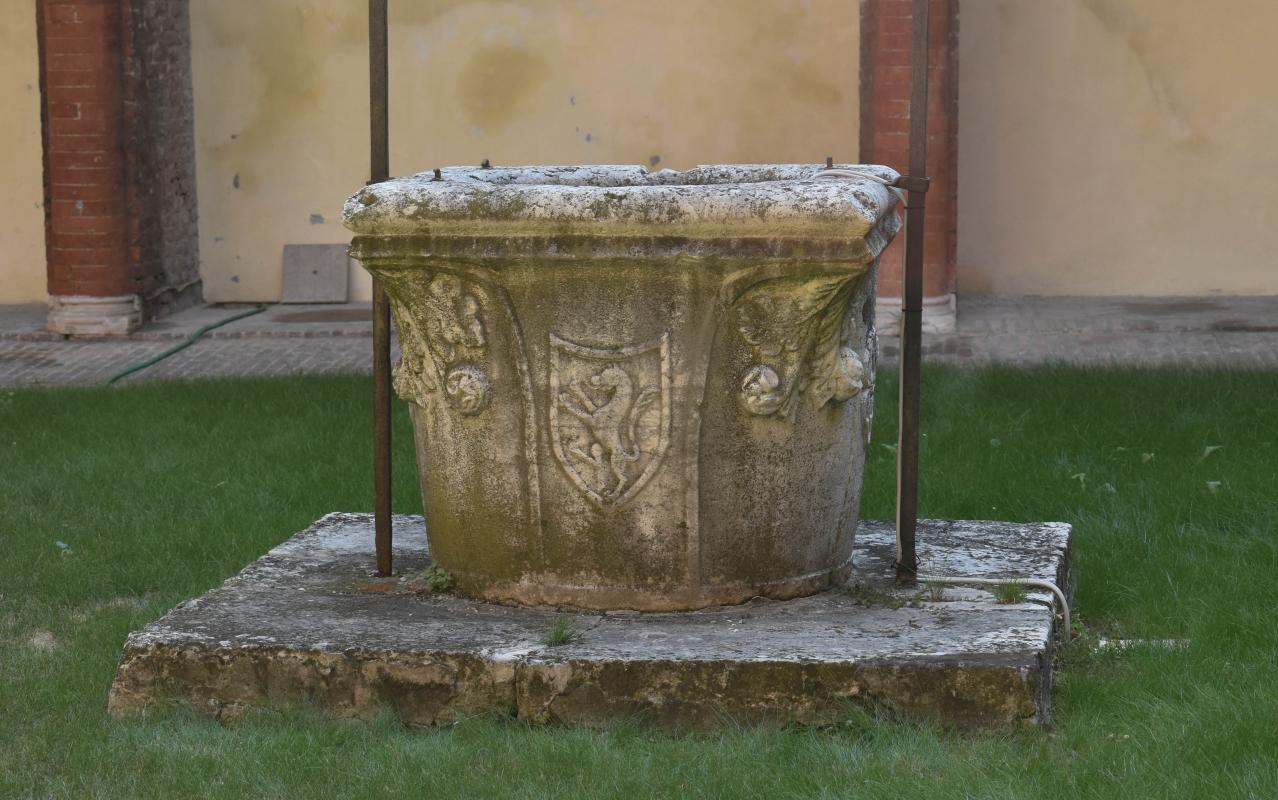 Vera da pozzo cortile casa Romei Ferrara - Nicola Quirico - Ferrara (FE)