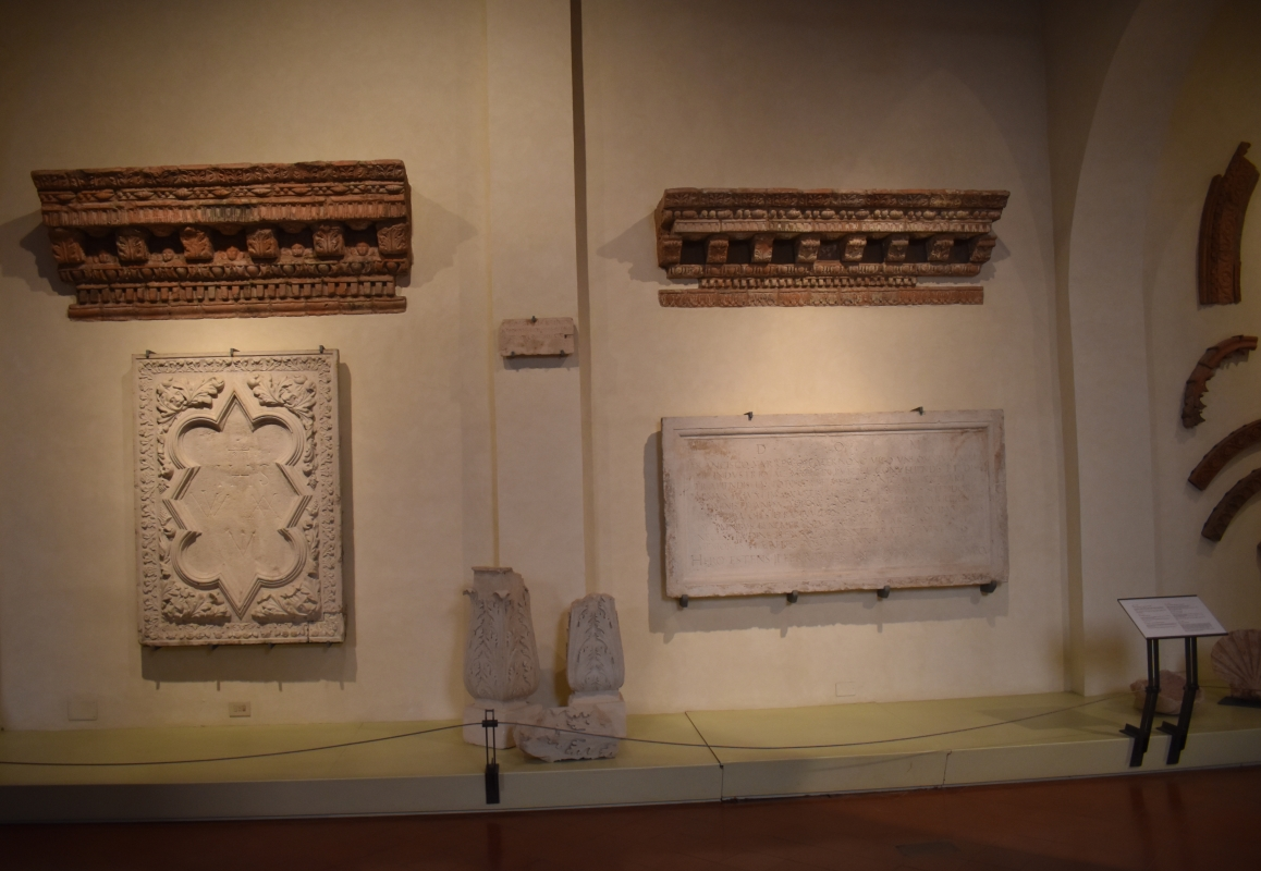 Lapidario Museo Casa Romei - Ferrara 01 - Nicola Quirico - Ferrara (FE)