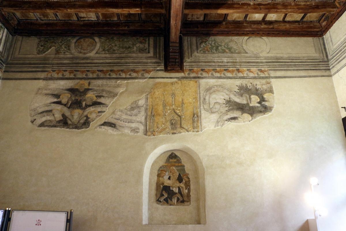 Casa romei, sala dei profeti, 05 - Sailko - Ferrara (FE)