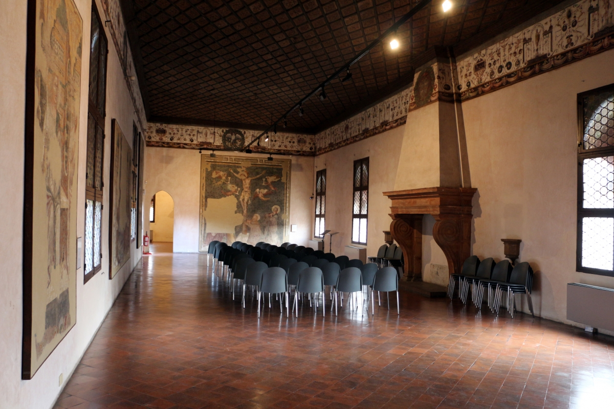 Casa romei, salone d'onore, 01 - Sailko - Ferrara (FE)