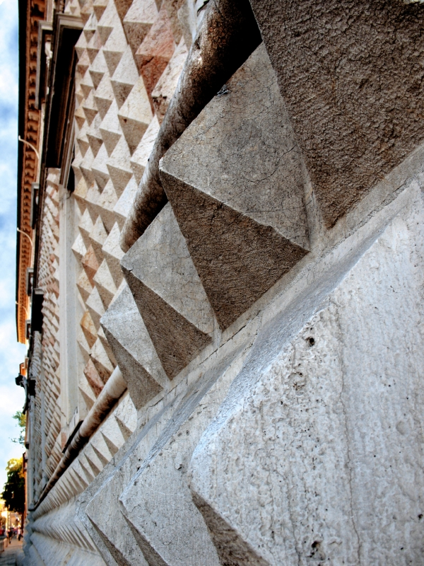 Palazzo dei Diamanti4 - Dino Marsan - Ferrara (FE)