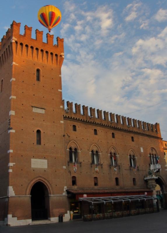 Palazzo del Comune Ferrara - Giosbriff - Ferrara (FE)