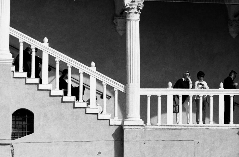 Lo scalone dei Duchi 03 - PAOLO BENETTI - Ferrara (FE)