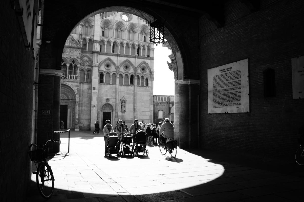 Palazzo Municipale di Ferrara - Volto del Cavallo - Andrea Comisi - Ferrara (FE)