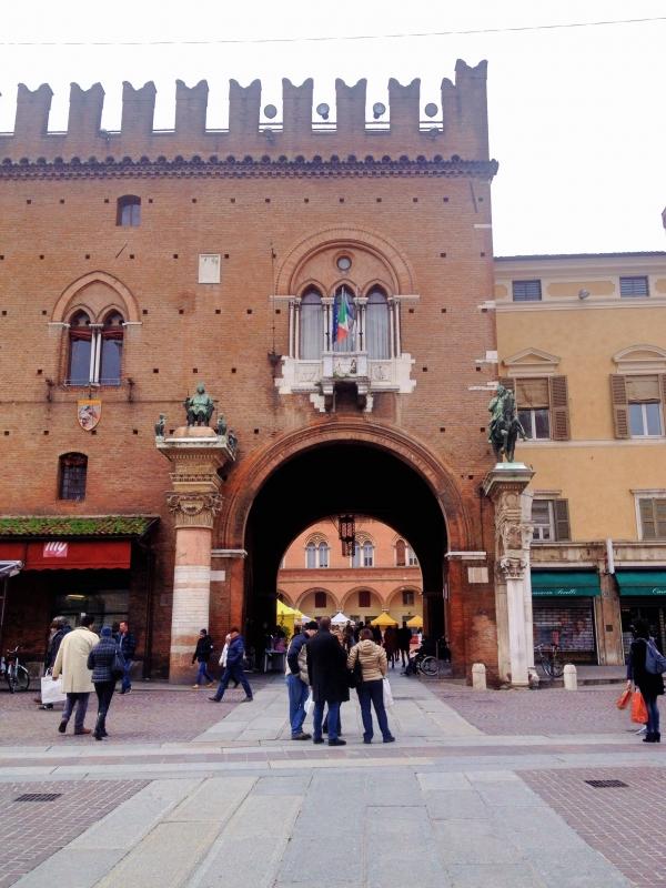 Palazzo Municipale II - Effepi93 - Ferrara (FE)