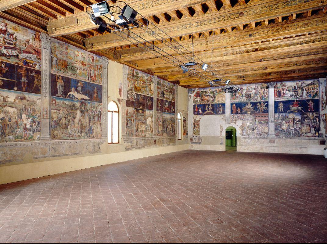 Palazzo Schifanoia. Salone dei Mesi - anonimo - Ferrara (FE)