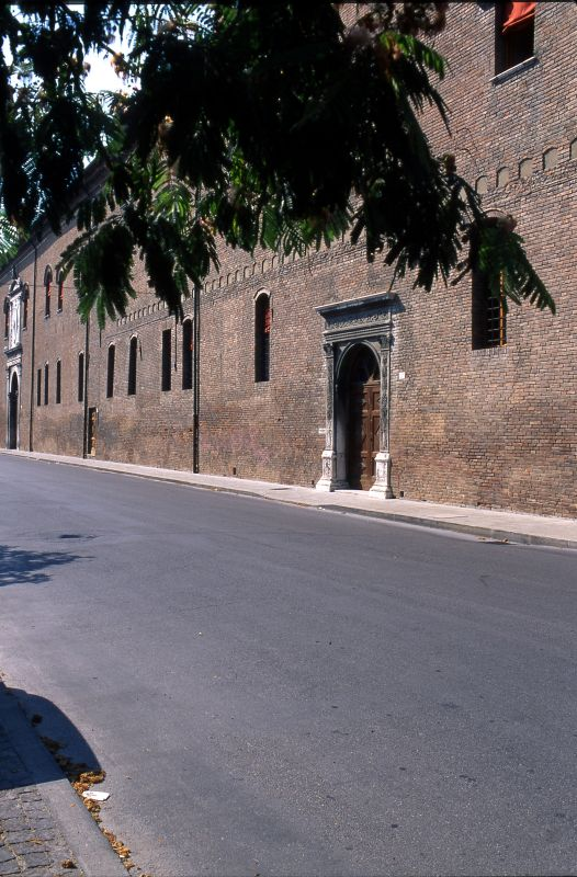 Palazzo Schifanoia. Esterno - zappaterra - Ferrara (FE)