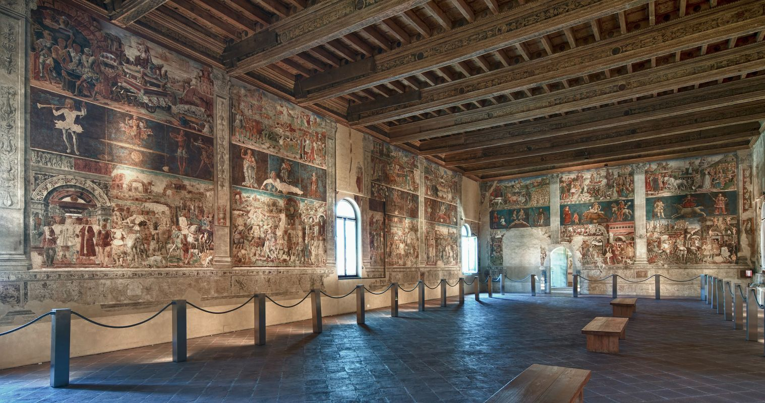 Palazzo Schifanoia, Salone dei Mesi - Massimo Baraldi - Ferrara (FE)