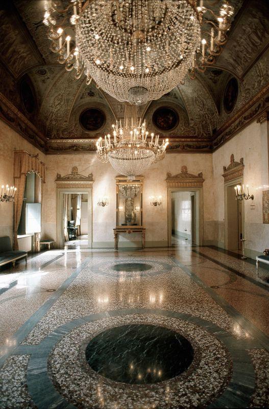 ridotto del Teatro Comunale - Baraldi - Ferrara (FE)