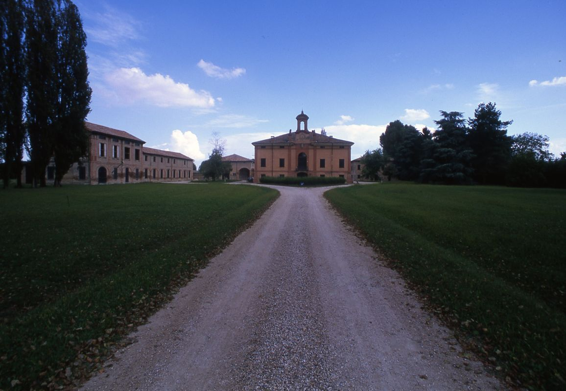 Palazzo Sessa - zappaterra - Mirabello (FE)