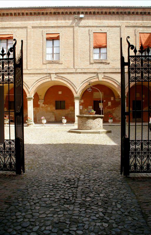 Castello Lambertini - Baraldi - Poggio Renatico (FE)