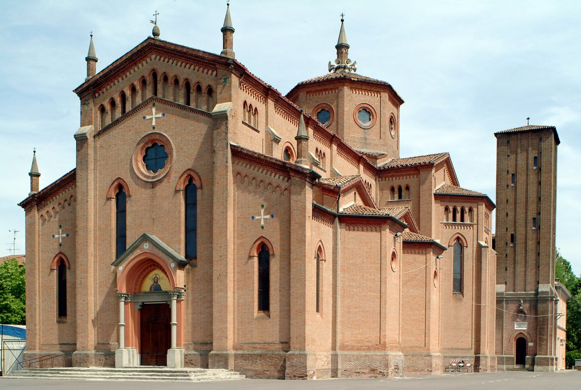 Chiesa di San Michele Arcangelo - Baraldi - Poggio Renatico (FE)