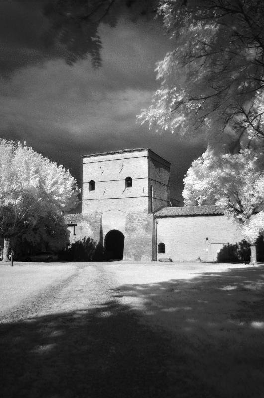 Prima corte con torre - PAOLO BENETTI - Voghiera (FE)
