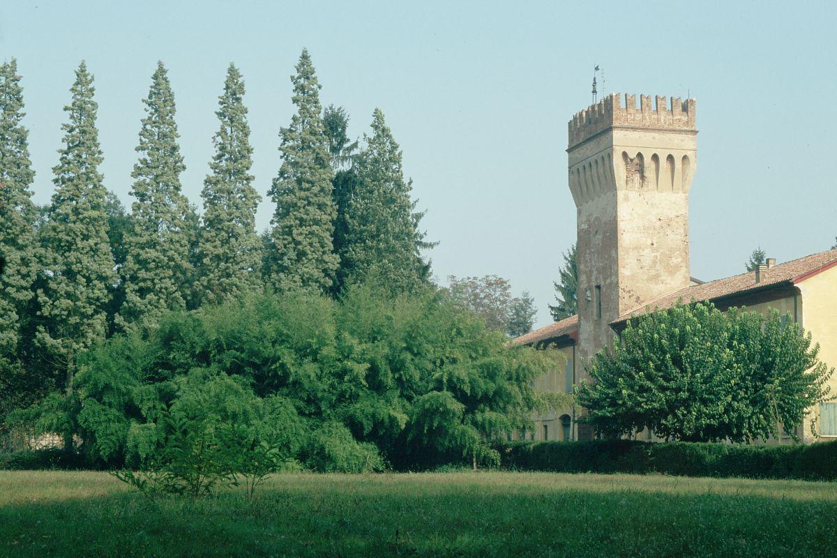 Villa Massari. Torre cinquecentesca - Samaritani - Voghiera (FE)
